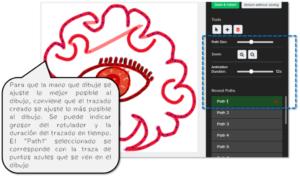 Crear ruta de dibujo