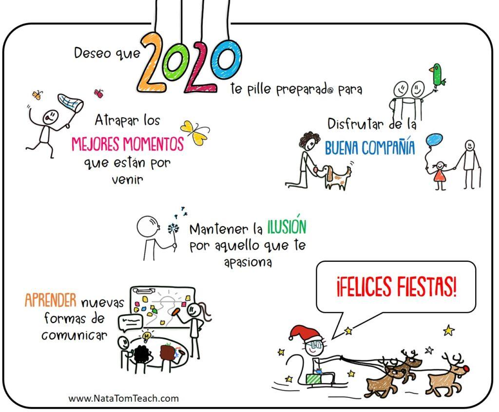 Felices fiestas 2020